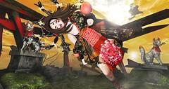 Broken places... (кªոª.ϻєĿøĎɨє(I'm Japanese)) Tags: secondlife sl ss snapshot secondlifefashion secondlifeblog secondlifefurniture fashion furniture fashionblog event events blog blogger bloggers japan kagami2017 theepiphany gacha cerberusxing kokorotayori marukado violetta pinkhustler boon studioskye anc セカンドライフ セカンドライフブログ セカンドライフファッション セカンドライフ家具 家具 ブログ ブロガー スナップショット ファッション ファッションブログ 日本 和 和装 和服 着物 deco decoration デコ デコレーション