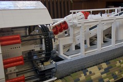 Lego Tunnel Boring Machine (Tom Doel) Tags: lego ice tunnelengineering institutionofcivilengineers