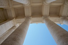 Column view (Michael Tracy's photos) Tags: rome vatican