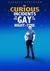 The Curious Incidents of The Gay in the Night-Time (Greater Manchester Fringe) Tags: russellarathoon gullivers northernquarter thecuriousincidentsofthegayinthenighttime lgbt comedy standup soloshow poster fringe manchester greatermanchesterfringe gmfringe england uk britain stage performance events entertainment what'son actors drama theatre july 2017 lancashire festival variety newwriting