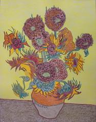 Les tournesols - Van Gogh - 1889_0 (Luc II) Tags: vangogh tournesols
