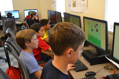 DSC_9274 (Caruth Institute for Engineering Education) Tags: stem programming scratch smu lyleengineering middle school raspberry pi