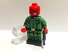Lego custom Red Skull (<Crazy_Bike_1998>) Tags: