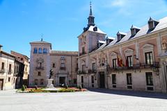 2017 SPM0102 Plaza de la Villa in Madrid, Spain (teckman) Tags: 2017 europe madrid plazadelavilla spain comunidaddemadrid es