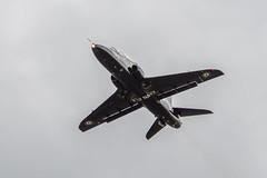 Hawker Siddeley Hawk T1A, XX205, RIAT 2017, RAF Fairford, 20170713 (georgeland675) Tags: fastjettrainer militaryjet