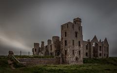Slains Castle (avaird44) Tags: slains castle ruin abandoned decay canon 6d aberdeenshire scotland biulding sky longexposure 10stop
