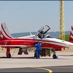 Patrouille Suisse - Northrop F-5E Tiger II thumbnail