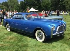 1953 Chrysler Ghia dream car (Hugo-90) Tags: styling study dream car auto automobile chrysler ghia 1953