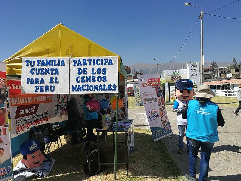 Huancayo: Feria Nacional Agropecuaria del Centro – Expo YAURIS- 2017