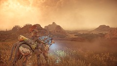 Dust and Mech (M.NeightShambala) Tags: horizon zero dawn aloy guerilla games ps4 playstation sony video game jv killzone