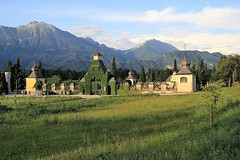Bled Cemetery Slovenia