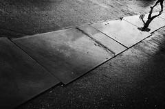 In The End (Meljoe San Diego) Tags: meljoesandiego ricoh ricohgr gr streetphotography street line reflection monochrome philippines