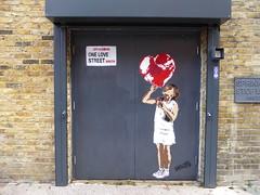 Unify stencil, Brixton