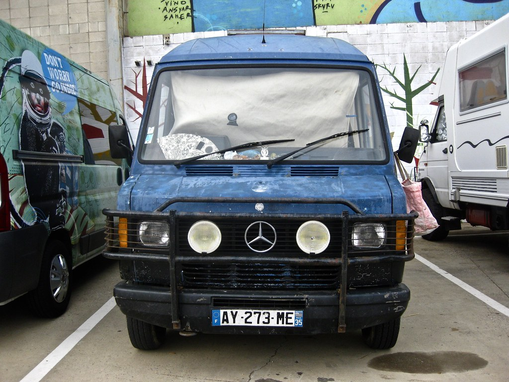 The world 39 s best photos of campingcar and mercedes for Mercedes benz espana