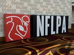 Events, NFLPA, T3
