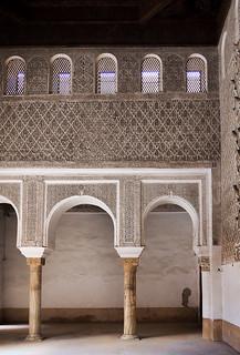 Morocco_madrasa_medersa_Youssef_Marrakech-5