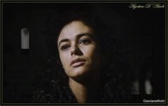 La poesia conquista Beatrice - Luglio-2017 (agostinodascoli) Tags: ilpostino mariagraziacucinotta massimotroisi agostinodascoli texture donna attrice photoshop photopainting digitalpainting art creative digitalart ritratto