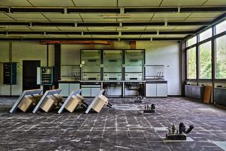 [URBEX] Science Lab