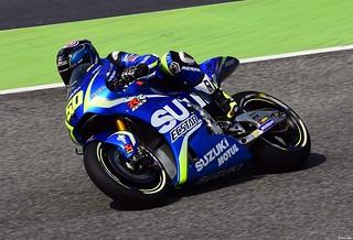 Suzuki / Sylvain GUINTOLI / FRA / Team SUZUKI ECSTAR