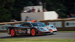 McLaren F1 GTR Long Tail (Ryan Charsville) Tags: mclaren f1 supercar sports automotive gtr orange goodwood 2017 gh5