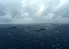 170717-N-XL056-0801 (U.S. Pacific Fleet) Tags: ussnimitz cvn68 aircraftcarrier usnavy deployment bayofbengal