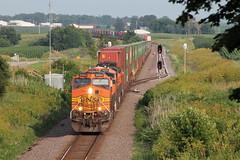 BNSF 5304 (CC 8039) Tags: bnsf trains es44ac ac44cw c449w milledgeville illinois