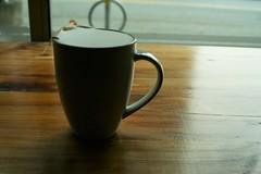 Tea Lattes Are My Thing Now (sofiainspace) Tags: cafe tea latte mug