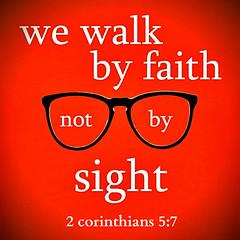 2 Corinthians 5:7 (joshtinpowers) Tags: corinthians bible scripture