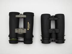 Both open IPD max (Firsh) Tags: binoculars vanguard celestron