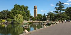 Kew Gardens (Robert Wash) Tags: unitedkingdom uk england london royalbotanicgardens kewgardens campanile