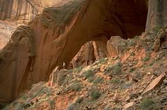 Wrather Arch (Chief Bwana) Tags: az arizona pariariver pariacanyon wrathercanyon wratherarch arch sandstone navajosandstone vermilioncliffs pariaplateau psa104 35mm chiefbwana