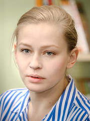 Portrait. Юлия Пересильд (svklimkin) Tags: portrait girl face look actress cute svklimkin пересильд canon