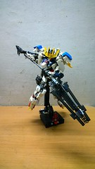 LEGO Gundam Barbatos 6th-form Rex ASW-G-08 1/60 (demon14082001) Tags: lego gundam barbatos frame iron blooded orphans asw 08th tekkadan technic bionicle hero factory brick robot mecha toy figure đồ chơi rex lupus