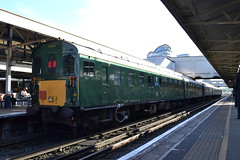 Hastings Thumper 201001 (Will Swain) Tags: 13th may 2017 train trains rail railway railways transport travel uk britain vehicle vehicles country england english south hampshire surrey hastings thumper 201001 class 201 1001 southampton central kent