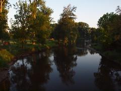 Spiegelung (reuas ogni) Tags: landscape landschaft spiegelung reflection flus olympus zuiko isoz