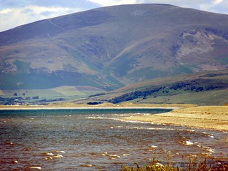 Black Combe from Earnse Bay