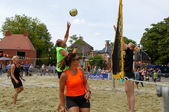 2017-07-15 Beach volleybal marktplein-70