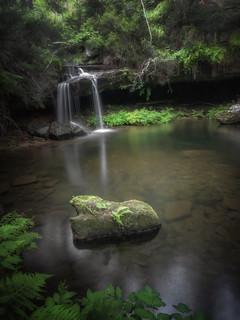 Cascada del Peñoncito