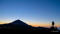 Por encima de las nubes (Nubolaris) Tags: tenerife teide mountain mountainman altitude island volcano canaryislands sunset canarias nationalpark parquesnacionales