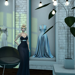 #157 (Prettybubbles.) Tags: gachagarden lagom flashshot vinyl skye somber essence wasabipills sl secondlife somethingnew