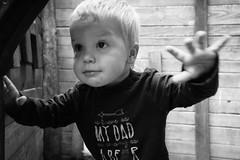 Playground action (Michael Wögerbauer) Tags: leicam9 spielplatz streetphotography summicron35asph summicronm35asph playground blackandwhite blackwhite schwarzweiss schwarzweis noiretblanc child kind