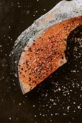 美食攝影 (benageXYZ-邊) Tags: food foodphotography foodpron fooddrink seafood fish salmon 鮭魚 美食 美食攝影 魚