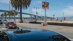 Bay Bridge (atgc_01) Tags: lumix lx3 baybridge sanfrancisco embarcadero california summer