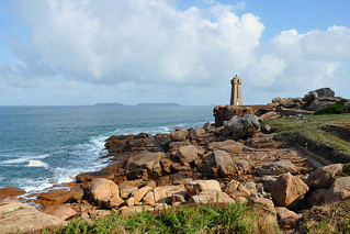 Saint-Guirec - Ploumanac'h Lighthouse