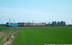 E483 10x (MattiaDeambrogio) Tags: treno treni train trains e483 dibbì nordcargo vignale