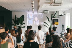 Nuria Oliver - 07/2017 - Equality (CreativeMornings/Barcelona) Tags: creativemornings nuria oliver igualdad cmbcn cmequality barcelona coworking cloudcoworking creatives creativecommunity