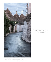 Trulli - Alberobello (Maurizio ) Tags: alberobello trulli puglia italy italia travel nikon nikkor d810