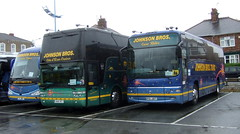 Johnson Bros (Hesterjenna Photography) Tags: johnsons irisbus eurorider plaxton paragon vanhool astron psv bus coach travel transport passengers tour tourer p3jbt 444rt