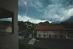 The War of the Worlds (Durga Photography) Tags: paysage landscape city france photography photographer 14mm rokinon shot action flash flickr durgaphotography clouds purple wide angle 2017