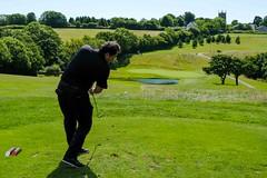 Ian Jasinskyj on the 10th Tee (Neville Wootton Photography) Tags: 2017golfseason captainsdaysmens golf golfsectionmens ianjasinskyj stmelliongolfclub teeshots saintmellion england unitedkingdom